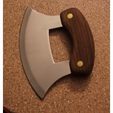 Ulu Knife - Walnut