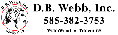 D.B. Webb, Inc. Factory Outlet