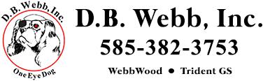 D.B. Webb, Inc. Factory Outlet